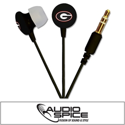 Georgia Bulldogs Ignition Earbuds