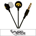 Iowa Hawkeyes Ignition Earbuds