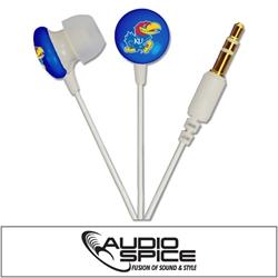 Kansas Jayhawks Ignition Earbuds