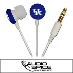 Kentucky Wildcats Ignition Earbuds