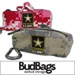 US ARMY Budbag Earbud Storage