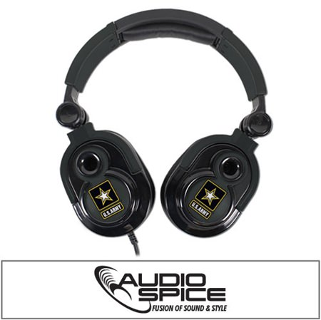 US ARMY Force Headphones