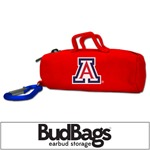 Arizona Wildcats BudBag Earbud Storage