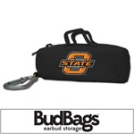 Oklahoma State Cowboys BudBag Earbud Storage