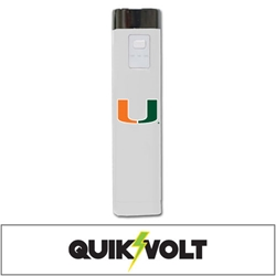 U Miami Hurricanes APU 2200LS USB Mobile Charger