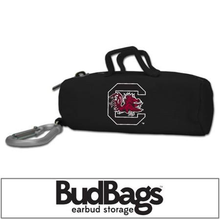 South Carolina Gamecocks BudBag Earbud Storage