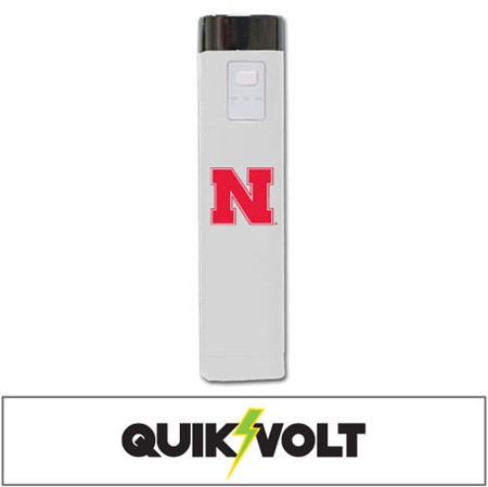 Nebraska Cornhuskers APU 2200LS USB Mobile Charger