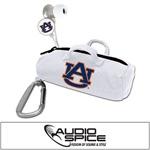 Auburn Tigers Scorch Earbuds with BudBag