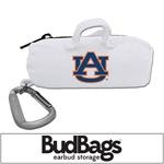 Auburn Tigers BudBag Earbud Storage
