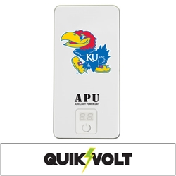 Kansas Jayhawks APU 10000XL USB Mobile Charger