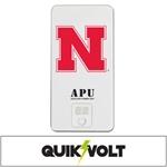 Nebraska Cornhuskers APU 10000XL USB Mobile Charger