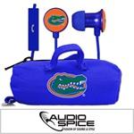 Florida Gators Scorch Earbuds + Mic with BudBag