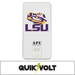 LSU Tigers APU 10000XL USB Mobile Charger