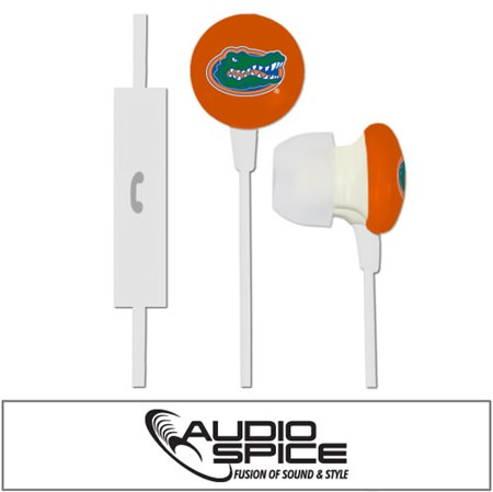 Florida Gators Ignition Earbuds + Mic