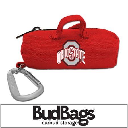 Ohio State Buckeyes BudBag Earbud Storage