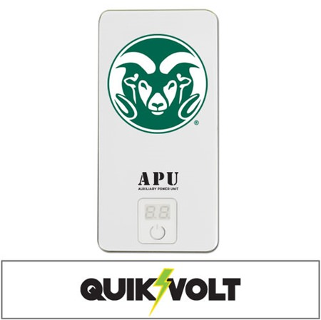 Colorado State Rams APU 10000XL USB Mobile Charger