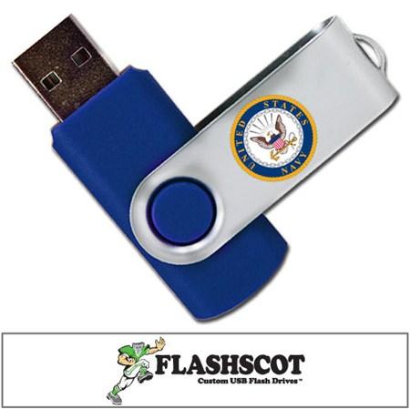 US NAVY Revolution USB Drive