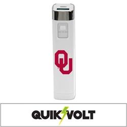 Oklahoma Sooners APU 2200LS USB Mobile Charger