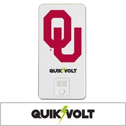 Oklahoma Sooners APU 10000XL USB Mobile Charger
