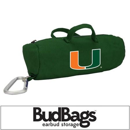 U Miami Hurricanes Medium StuffleBag