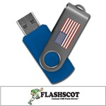 United States 8GB Revolution USB Flash Drive