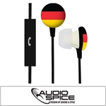 Germany Ignition Earbuds + Mic