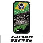 Brazil Soccer Stadium Designer Case for Samsung Galaxy® S4