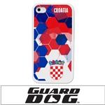 Croatia Soccer Emblem Designer Case for iPhone® 4/4s