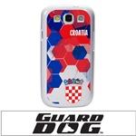 Croatia Soccer Emblem Designer Case for Samsung Galaxy® S3