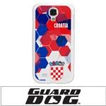 Croatia Soccer Emblem Designer Case for Samsung Galaxy® S4