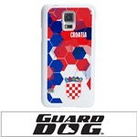Croatia Soccer Emblem Designer Case for Samsung Galaxy® S5