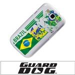 Brazil Soccer Field Designer Case for Samsung Galaxy® S3
