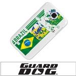 Brazil Soccer Field Designer Case for Samsung Galaxy® S4