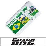 Brazil Soccer Field Designer Case for Samsung Galaxy® S5