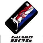 Croatia Soccer Flag Designer Case for iPhone® 4/4s