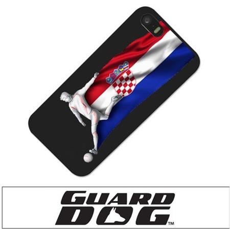Croatia Soccer Flag Designer Case for iPhone® 5 / 5s / SE