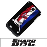 Croatia Soccer Flag Designer Case for Samsung Galaxy® S4