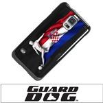 Croatia Soccer Flag Designer Case for Samsung Galaxy® S5