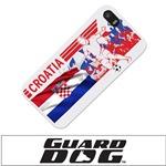 Croatia Soccer Field Designer Case for iPhone® 5 / 5s / SE