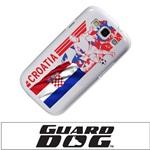 Croatia Soccer Field Designer Case for Samsung Galaxy® S3
