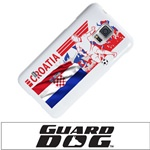 Croatia Soccer Field Designer Case for Samsung Galaxy® S5