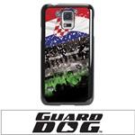 Croatia Soccer Stadium Designer Case for Samsung Galaxy® S5