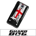 England Soccer Flag Designer Case for Samsung Galaxy® S5
