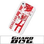 England Soccer Field Designer Case for iPhone® 4/4s
