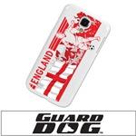 England Soccer Field Designer Case for Samsung Galaxy® S4