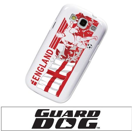 England Soccer Field Designer Case for Samsung Galaxy® S3