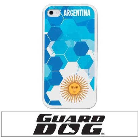 Argentina Soccer Emblem Designer Case for iPhone® 4/4s