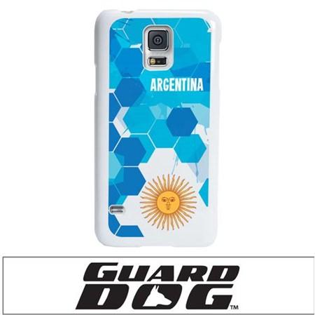 Argentina Soccer Emblem Designer Case for Samsung Galaxy® S5
