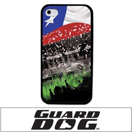 Chile Soccer Stadium Designer Case for iPhone® 4/4s