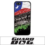 Chile Soccer Stadium Designer Case for iPhone® 5 / 5s / SE